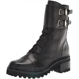 DKNY Women's Bootie Combat Boot