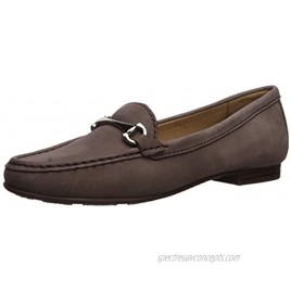 Driver Club USA Women's Leather Grand St 2 Loafer