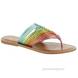 Seychelles Women's Flat Sandal