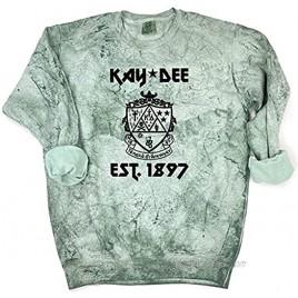 Kappa Delta Vintage Band Sweatshirt