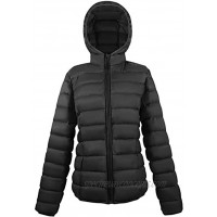 Women's Ultra Lightweight Down Jacket with Travel Bag Water-Resistant Windproof Packable Puffer Coat