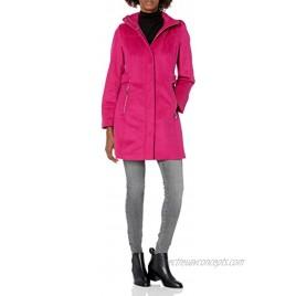 Vince Camuto Women's Wool Coat with Hood