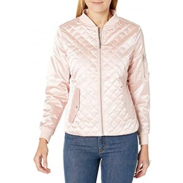 Charles River Apparel Women's Quilted Boston Flight Jacket