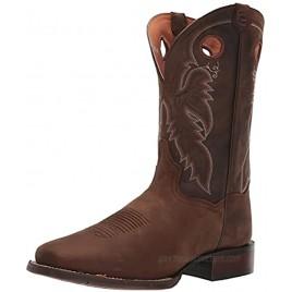 Dan Post Boots Men's Mid-Calf Boot Western Tan 8.5 X-Wide