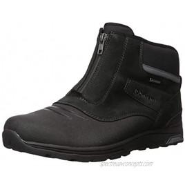 Dunham Men's Trukka Zip Mid Calf Boot Black 15 X-Wide