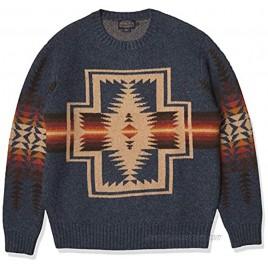 Pendleton Men's Shetland Harding Crew Neck Sweater