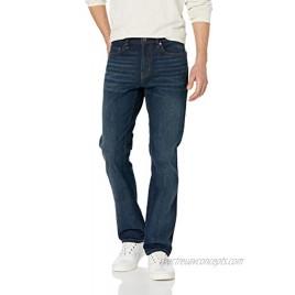 Essentials Men's Slim-Fit Stretch Bootcut Jean