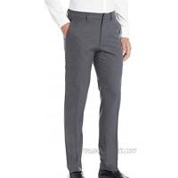 Kenneth Cole REACTION Men's Techni-Cole Performance Tech Pocket Slim Fit Dress Pant