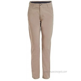 IZOD Young Men's Stretch Chino Pants