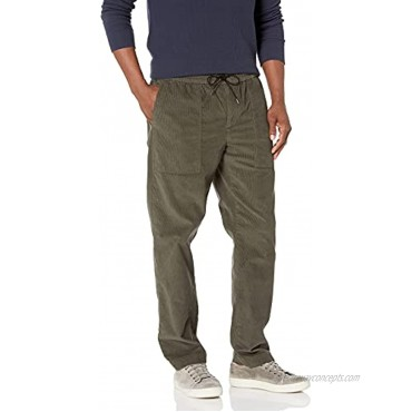 Vince Men's Micro Cord Pull on Pant