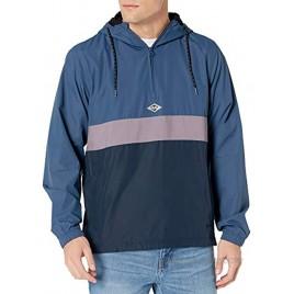 Billabong Men's Wind Swell Pullover Anorak Windbreaker Jacket