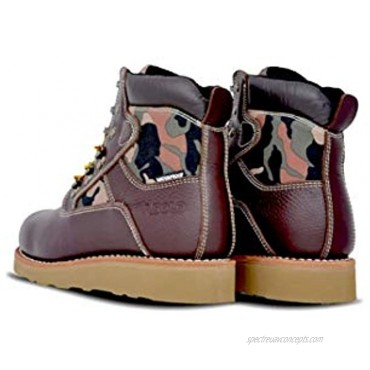 Asolo WELT MID 6 Brown & Camouflage