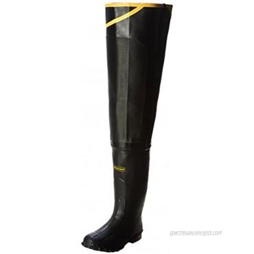 LaCrosse Men's Premium Hip Boot 32 Black-M