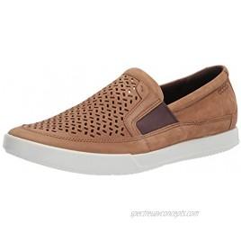 ECCO Men's Cathum Perforated Slip on Sneaker