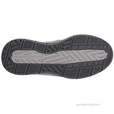Skechers Men's Expected 2.0-Andro Slip on Canvas Loafer