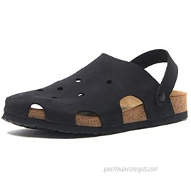 COMFORTFÜSSE Tata Leather Arch Support Sandals for Men and Women